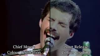 Download Lagu Queen - Rock Montreal - Colour Restoration Project [Chief Mouse] Gratis STAFABAND