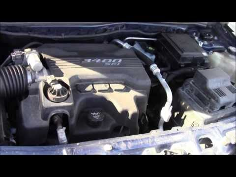 How to Access Battery on 2008 Chevy Equinox 2