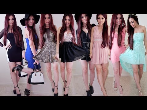 Dressed Up Spring Lookbook ✿ 8 Looks for different events