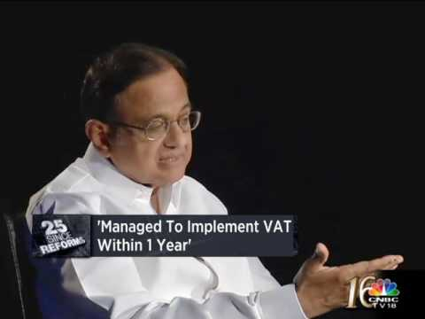 India still suffers from retro tax imposition: P Chidambaram