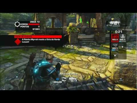 Gears of War 3: Multiplayer - Horda