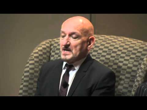 Sir Ben Kingsley talks about playing Itzhak Stern in Schindler's List