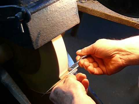 schere schleifen sharpening shears nts solingen. Black Bedroom Furniture Sets. Home Design Ideas