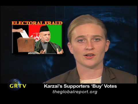 Karzai Supporters 'Buy' Votes