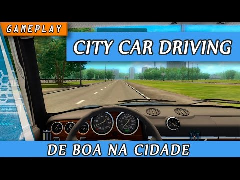 Gameplay Simulador City Car Driving ( 3D Instructor )