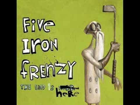 Five Iron Frenzy - Anchors Away