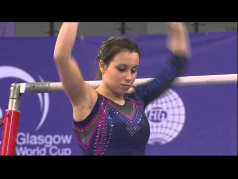 Vanessa Ferrari (ITA) Uneven Bars