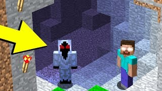HUNTING for HEROBRINE and ENTITY303 ON JULY 1ST! (SCARY)