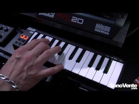 Akai LPK25 - Mixmove 2011