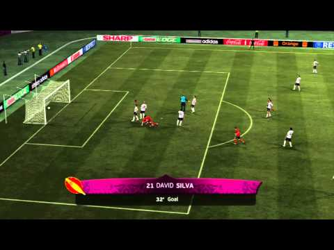 FIFA 12 - UEFA EURO 2012 Trial - Germany vs Spain (Kick Off Match)
