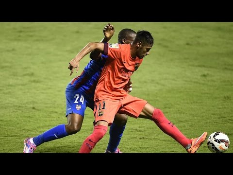 Neymar Jr HAS CHANGED ● 2014-2015 ||HD||