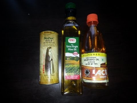 Mustard Oil Mixture for Fast Hair Growth/Updated oil usage