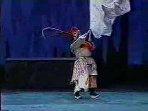 A Chinese Peking Opera ! video