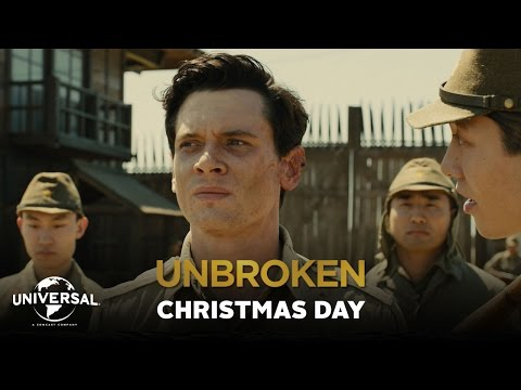 Unbroken - Christmas Day (TV Spot 25) (HD)