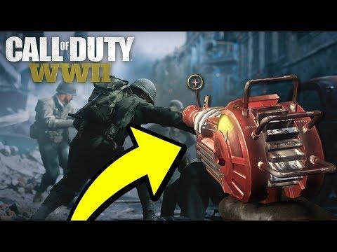 Ray Gun CONFIRMED In Call Of Duty: World War 2 (COD WW2)