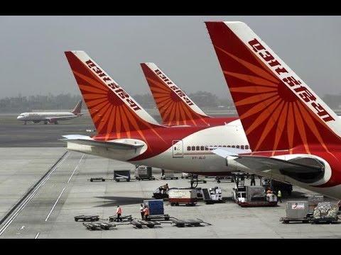 Take-off from Delhi, Indira Gandhi International Airport