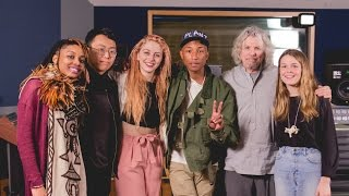 Download Lagu Pharrell Williams Masterclass with Students at NYU Clive Davis Institute Gratis STAFABAND
