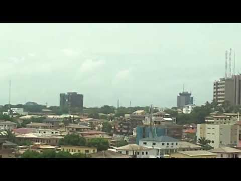 A new view of Accra.
