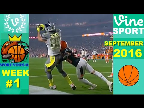 Best Sports Vines 2016 - SEPTEMBER - WEEK 1
