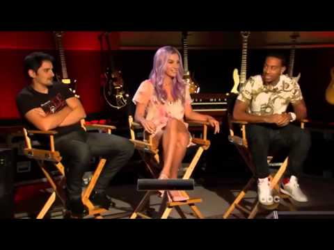 The best from Kesha on Rising Star - Funny moments - part 1