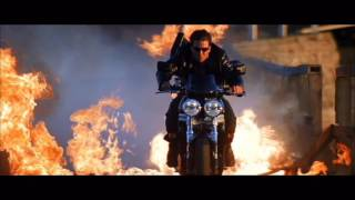 Mission Impossible 2 - Chase Scene