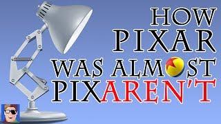 How Pixar Was Almost Pixaren