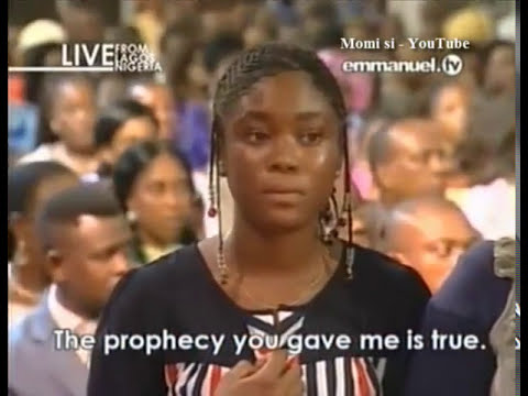SCOAN 13 April 2014: Sunday Live Service With Prophet TB Joshua, Emmanuel TV