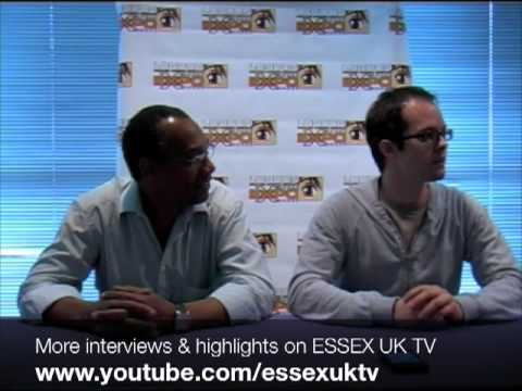 A Town Called Eureka Special: Joe Morton & Neil Grayston Interview at the London MCM Expo May 2009