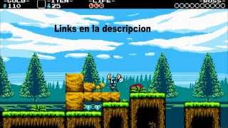 DESCARGAR SHOVEL KNIGHT+SHOVEL KNIGHT PLAGE OF SHADOWS UPDATE 2.2 [.3DS Y .CIA] [MEGA] [ESPAÑOL]