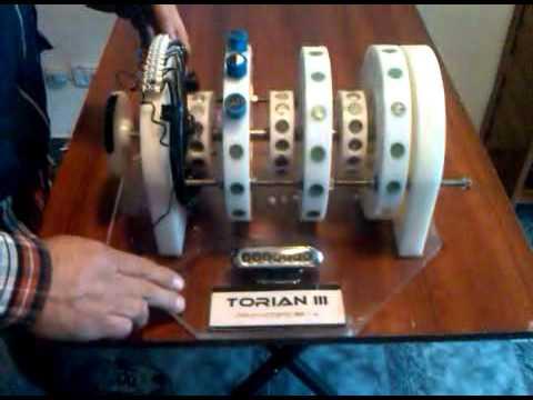 énergie libre:moteur magnétique argentin - YouTube