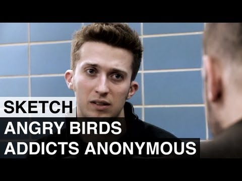 Angry Birds Addicts Anonymous - Awkward Spaceship