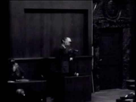 Nuremberg Day 164-166 Fritzsche
