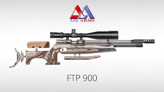 Air Arms FTP900 Field Target Rifle