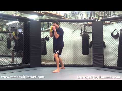 MMA/Boxing/Muay Thai Footwork Technique - Directional QuickSwitch with Jeff Joslin Image 1