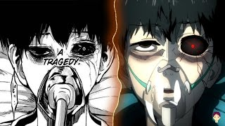 Tokyo Ghoul Chapter 1 Manga and Anime Comparison Review ????-????????-