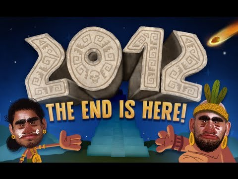 JibJab Year in Review 2012: The End is Here!