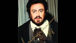 Luciano Pavarotti 34 Che Gelida Manina 34 La Boheme Giacomo Puccini