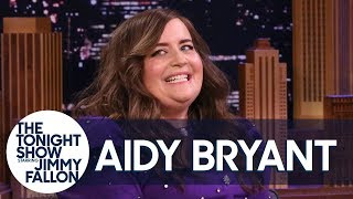Aidy Bryant Explains the Wardrobe Mishap That Made Her Break Character on SNL
