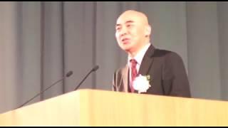今こそ憲法改正を! 1万人大会 ⑦百田尚樹が朝日新聞