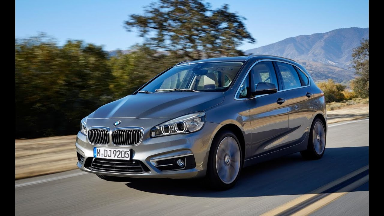 Bmw 2 Serisi Active Tourer Bmw 2-serisi Active Tourer