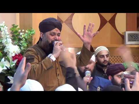 19th International Mehfil-e-naat Conference 2014 (manchester)-owais Raza Qadri -p.2 video
