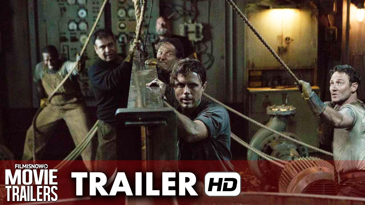 The Finest Hours Official Trailer #2 (2016) HD