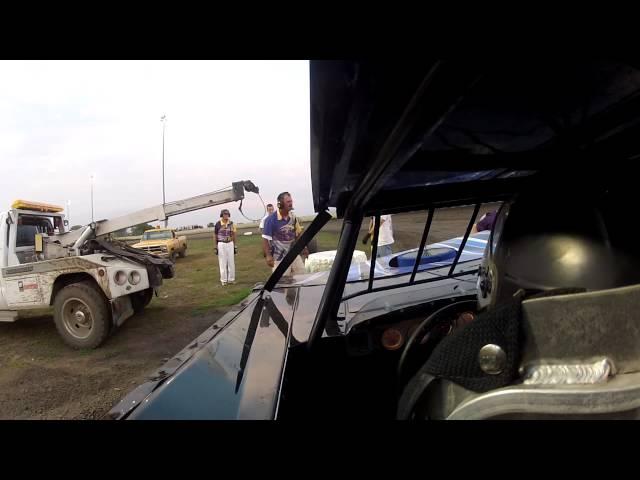 Tri City Speedway 8-3 heat race