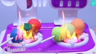Bộ đồ chơi nấu ăn cho bé dễ thương, Bộ đồ chơi nấu ăn mini cho bé