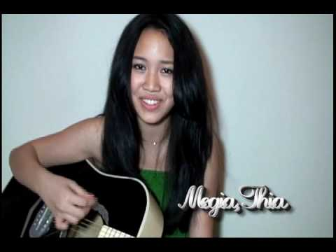 Thia~ Plain White T's 1234 Acoustic, I'm Yours- Jazon Mraz & Three Lil' Birds - Bob Marley