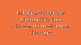 Download lagu Cotton Eye Joe Lyrics