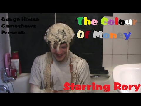 Gunge House Gameshows Present: The Colour Of Money Starring Rory!