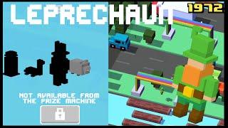CROSSY ROAD LEPRECHAUN Unlock   NEW Secret Character UK Update   Android, iOS (iPhone, iPad)