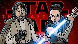 স্টার ওয়ার্স গত Jedi ট্রেইলার স্পুফ - টুন স্যান্ডউইচ
