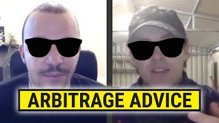 Tribe of Arbitragers: Short Arbitrage Advice From Successful Resellers! (Ep2 - David McGuigan)